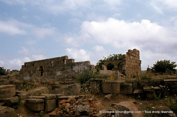 [040-1978-13] Tipasa de Maurétanie : Basilique Sainte Salsa