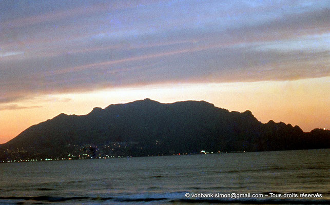 [071-1978-13] Corniche Kabyle : Baie de Béjaïa