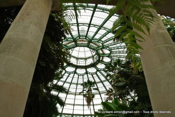 [NU900b-2012-0126] B - Bruxelles - Laeken : Serres royales - Jardin d'hiver - La coupole