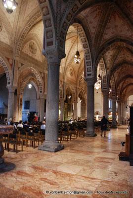 [NU908-2015-0859] Milan - Santa Maria delle Grazie : Bas-côté droit de la nef principale