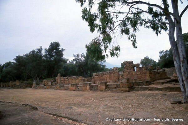 [073-1978-27] Tipasa de Maurétanie : Environs des temples