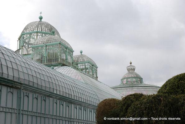 [NU900c-2012-0094] B - Bruxelles - Laeken : Serres royales