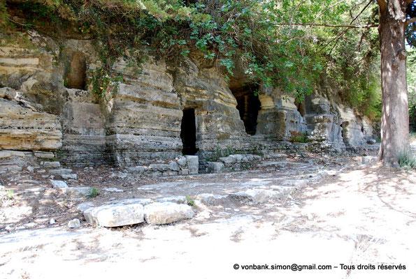 [NU900x-2013-0249] Crète - Argyroupoli : Nécropole romaine