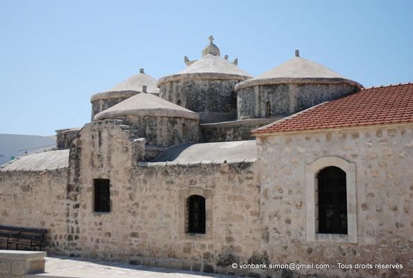 [NU900-2012-0037] Yeroskipou - Agia Paraskevi : Façade Nord