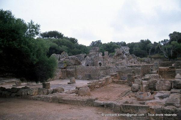 [073-1978-36] Tipasa de Maurétanie : Thermes