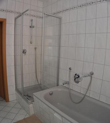 Badezimmer Ferienwohnung Di Pino Aue