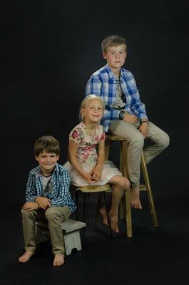 broers en zussen portret