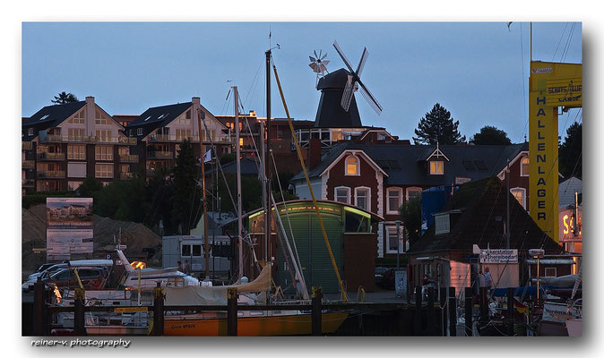 Sommerabend in Laboe