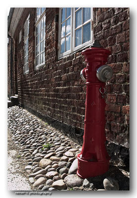 Hydrant in Ribe/DK