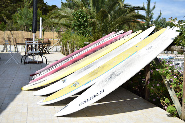 Rent your surf board Onda Vicentina Algarve Portugal
