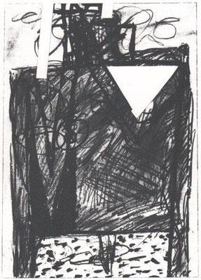 Unbehagen, Niels, oT, Siebdruck, 1997, 8-8, 21,3x15,3 cm / 40 Euro