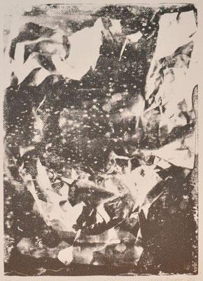 Djourina, Marta, oT, Lithographie, 2016, 1-1, 40,5x29 cm / 200 Euro