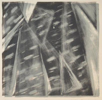 Djourina, Marta, oT, Farblithographie, 2014, 1-1, 32x33 cm / 100 Euro