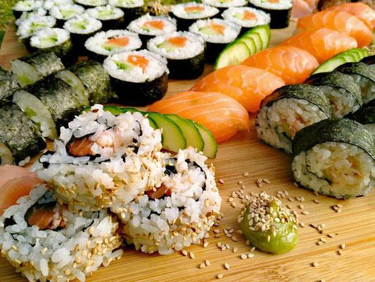 Cours de cuisine à domicile, Cours de cuisine Grasse, Atelier Sushis, Atelier culinaire, Chef Tristan Pontoizeau, gratuit
