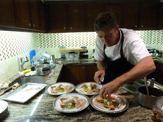 Chef à domicile, chef à la maison, chef à domicile Grasse, Cours de cuisine à domicile, cours de cuisine Grasse, Chef Tristan Pontoizeau, gratuit