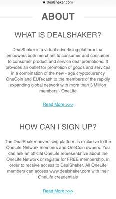 dealshaker.com onecoin