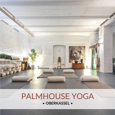 Palmhouse Yoga Düsseldorf
