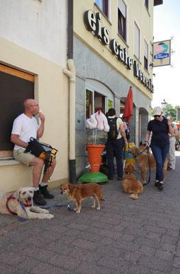 Lindenfels mit Picknick, T-Dogs, 14.6.2015, Foto Nr.5