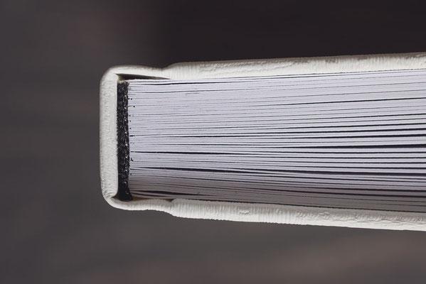 Fotobuch, Einsteckalbum, Leinen, leinengebunden, Passeparout