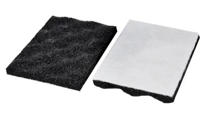 Tritschutzpad Alukaschiert 200 x 200 x 5 mm