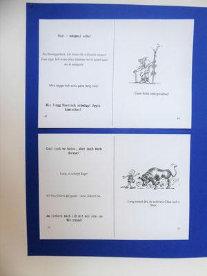 Kinderlogik von Brigitta Baumgartner, illustriert von Leo Kühne