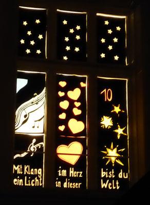 10. Dezember: Sooler Chor (beim Schulhaus)