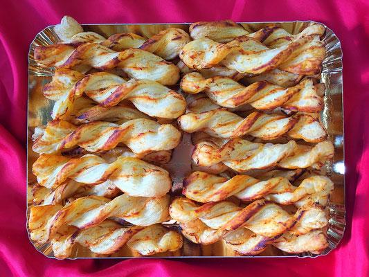 Torcette pomodoro x 25