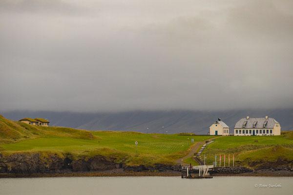 Kleines Gehöft, Reykjavik, Island