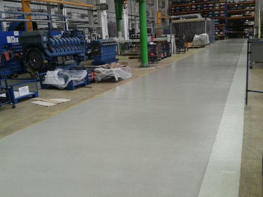 AFT- Industrieboden