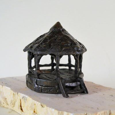Brink Den Ham - brons 10x10x10 cm - beschikbaar