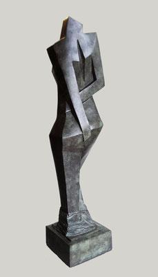 Muze2 brons 95 cm 2019 - zeer beperkte oplage