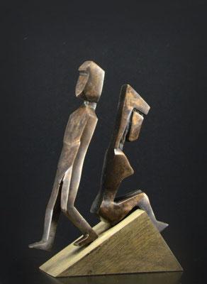 zonder titel - brons (unica) - beschikbaar