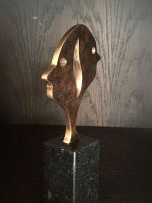 Samenspel - brons (unica) - verkocht
