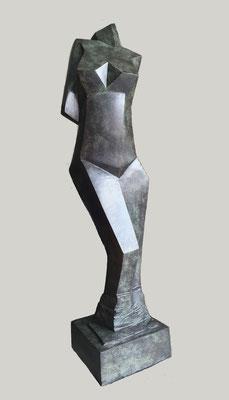 Muze1 brons 95 cm 2019 - zeer beperkte oplage