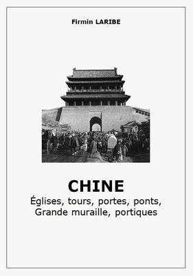 """Quelques photographies du cahier """"Églises, tours, portes, ponts, Grande muraille, portiques"""""""