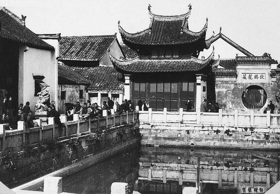 396. — Constructions diverses à Ou-tai-chang.