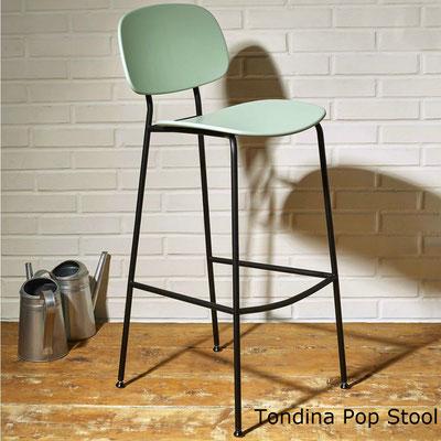 Tondina pop kitchen bar stool taburete infinitidesign