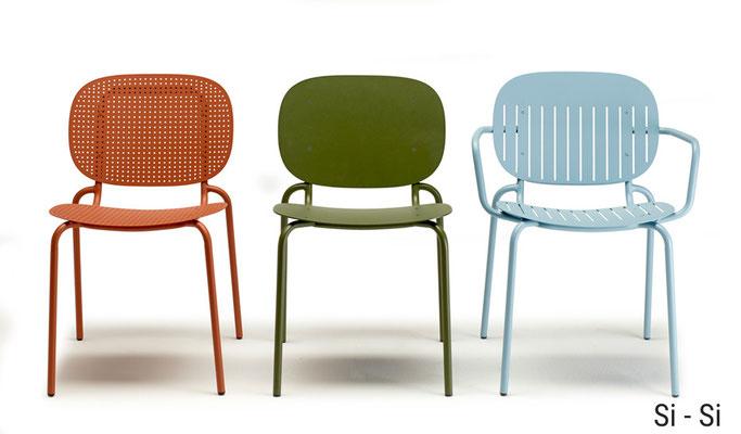 si-si scab design silla y sillón exterior Si Si