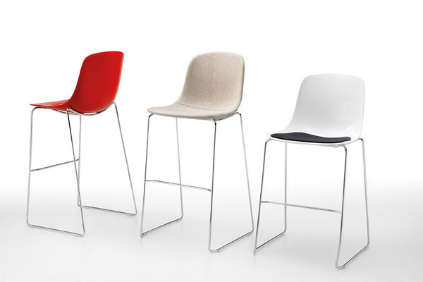 Pure Loop stool La Cadira