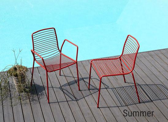 Summer scab design silla sillón exterior