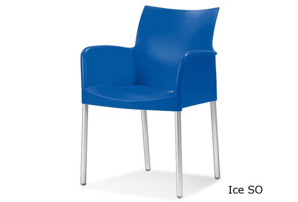 Ice 850 sillón pedrali de jardín terraza