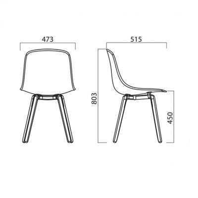 Pure Loop infinitidesign medidas La Cadira