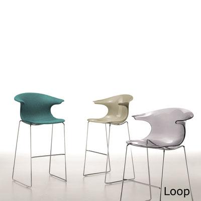 Loop Stool infinitidesign
