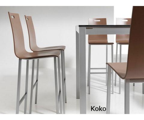 Koko respaldo alto