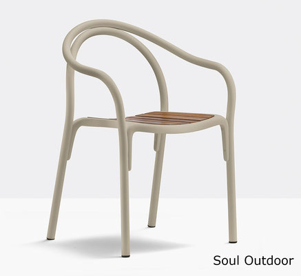 Soul outdoor pedrali
