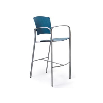 Taburete Eina sillón enea