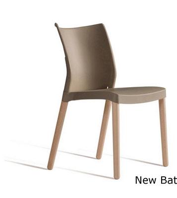 New Bat silla sillón polipropileno moderna capdell