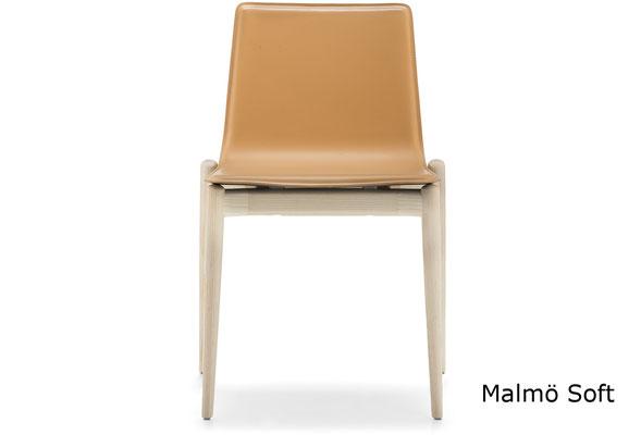 Malmö  silla comedor diseño sillon moderno   madera nordica Pedrali   Barcelona lacadira.com