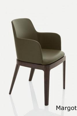 Silla de comedor moderna Margot de Bontempi La Cadira