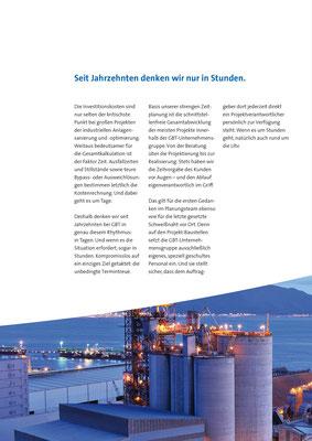Imagebroschüre GBT/HAW-Unternehmensgruppe